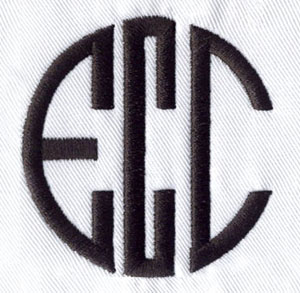 3D_Effect_1 embroidery digitizing sample